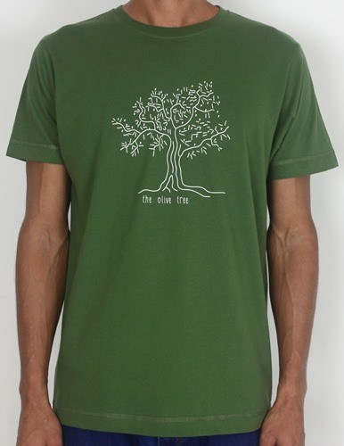 1.Olive Tree FOREST GREEN
