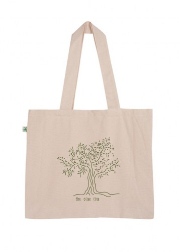 The Olive Tree Tote Bag 2